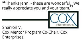 Cox Mentor Program Co-Chair at Cox Enterprises