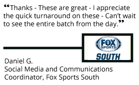 Communications Coordinator at Fox Sports South